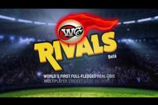 WCC Rivals beta - Real-time Multiplayer Mobile Cricket