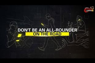WCC2 – Don't be an All-Rounder on the Road!
